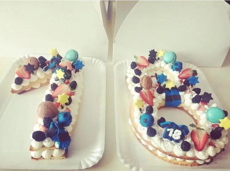 Kiara Bassani torta 18 anni  Cakemania dolci e cake design