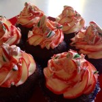 White Chocolate Peppermint (Candy Cane) Frosting
