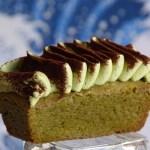 Gluten Free Matcha teacake