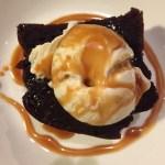 Gluten Free Chocolate Pudding Cake