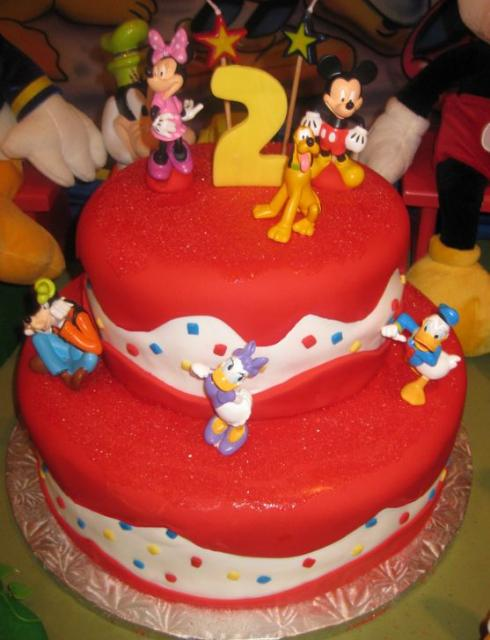 Disney Birthday Cake For Two Year Old JPG 1 Comment