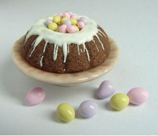 Easter Bundt Cake Recipe