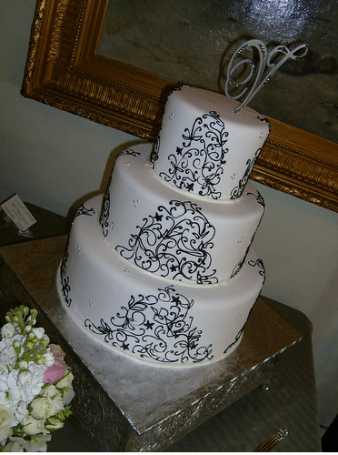 Letter wedding cake toppersPNG