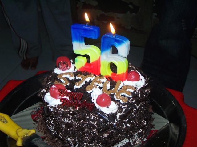 56 birthday cake photojpg HiRes 720p HD