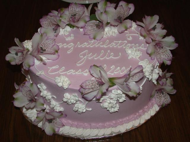 lite purple graduation cake with flowersjpg HiRes 1080p HD