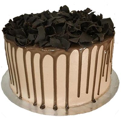 Choco Flakes Mania Cake