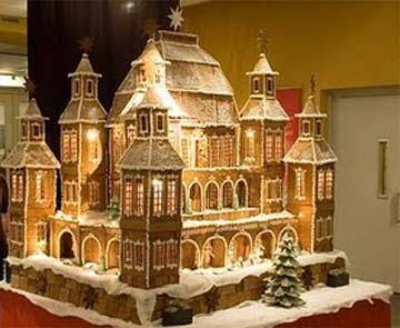 Image result for gingerbread mansion