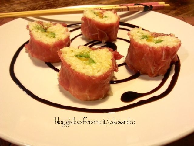 Sushi made in Italy
