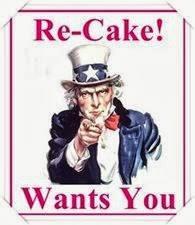 locandina re-cake
