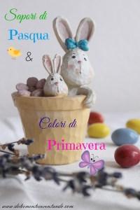 banner contest Sapori di Pasqua & Colori di Primavera