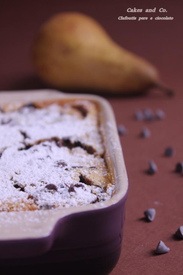 Clafoutis pere e cioccolatoIMG_0038