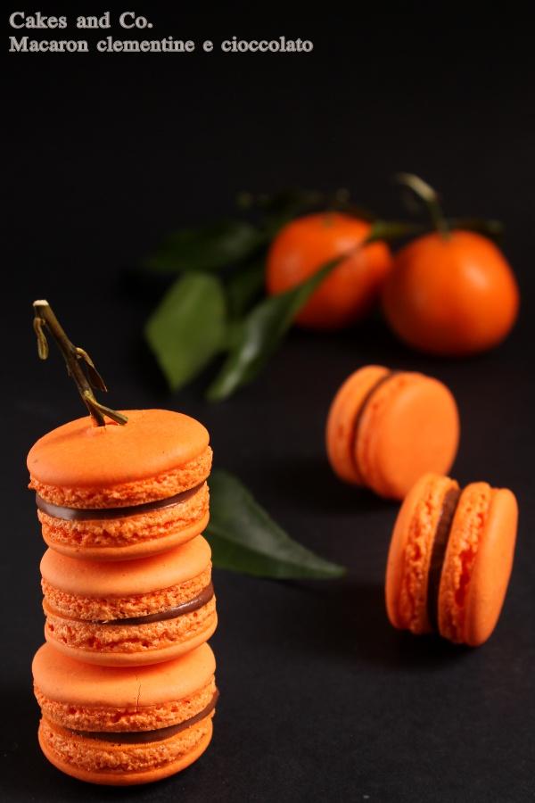 Macaron clementineIMG_0463