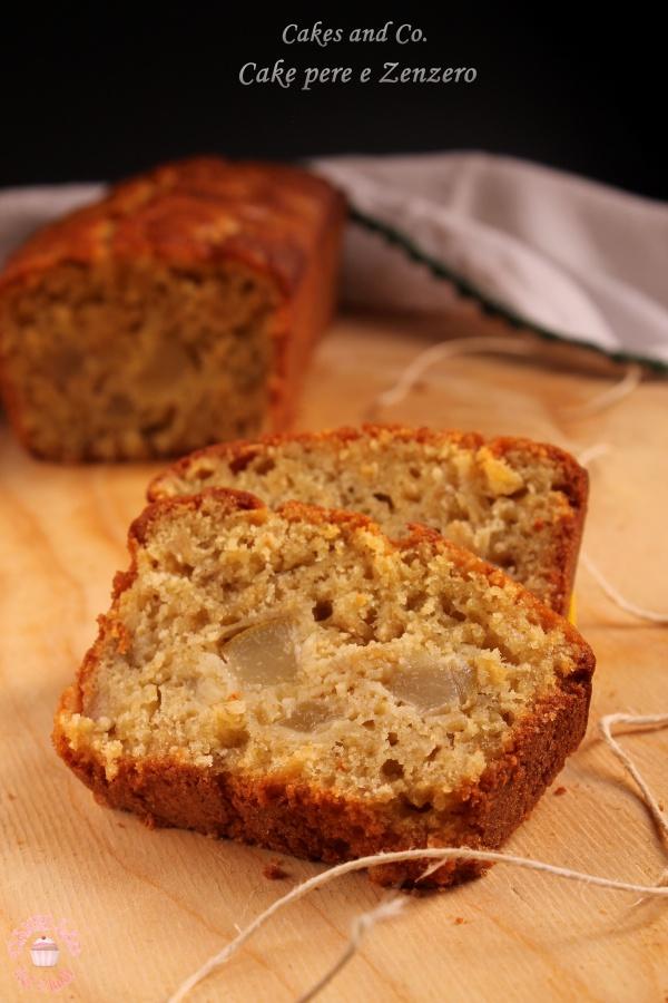 cake pere e zenzeroIMG_5411