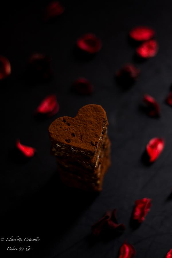 Biscotti al cioccolato da frigorifero di Rosette