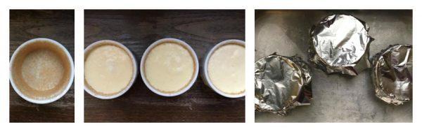Tortine al limone senza glutine di sansa Stark la ricetta originale delle tortine del Trono di Spade. Preparazione delle tortine