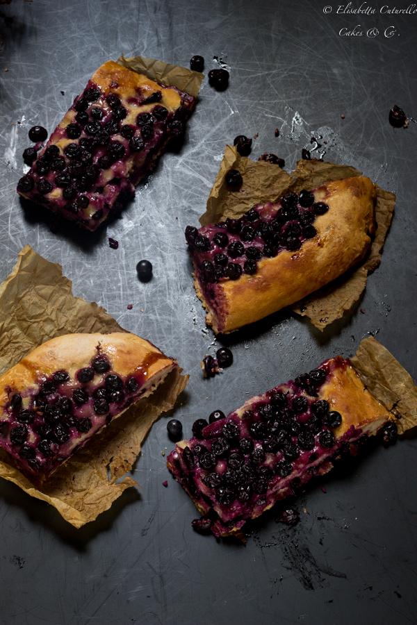 Schiacciata con l'uva o pan con l'uva dolce tipico toscano del periodo autunnale