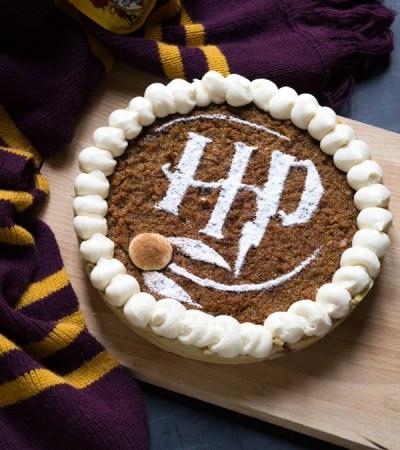 Tarte alla melassa – Treacle tart la torta di Harry Potter