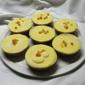Tangy Lemon Tarts