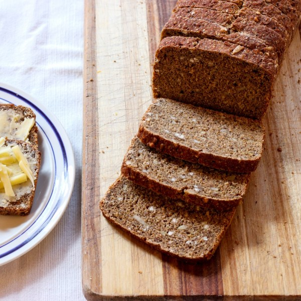 seed and whole wheat bread