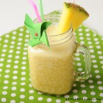 Sunday Smoothie: Banana Pineapple