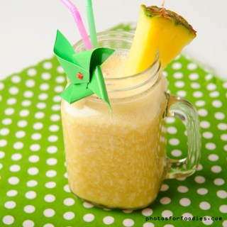 ananas banaan smoothie
