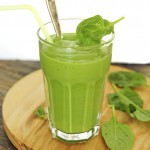 Sunday Smoothie: Spinach Avocado Banana Smoothie