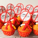 Cupcakes for being a non-smoker for one year