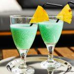 Cocktail Friday: a Blue Hawaiian