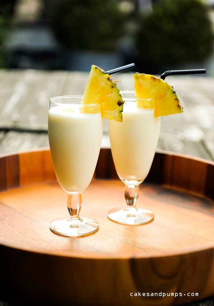 Cocktail Friday met Cachaca en banaan en kokos