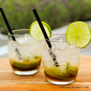 Cocktail Friday: a Caipirinha