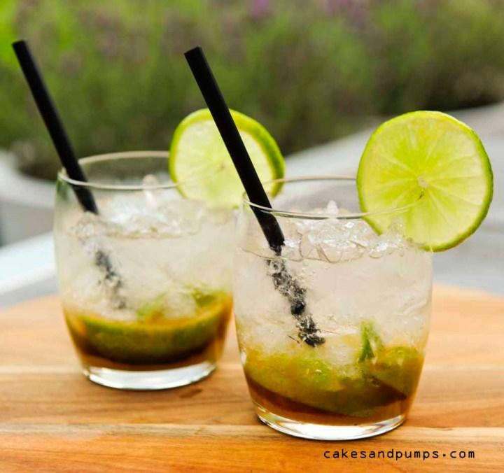 Cocktail friday with a Caipirinha