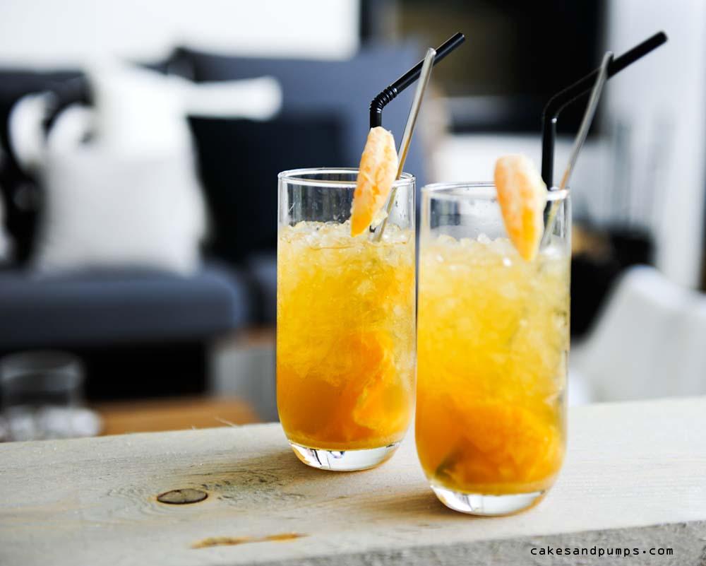 Recipe for a Fresco 43 for Cocktail Friday, cakesandpumps.com