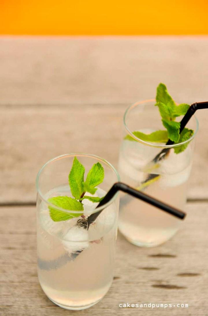 Cocktail friday met Wodka en Cointreau voor een Cloud 9