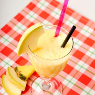 Melon Pineapple Smoothie