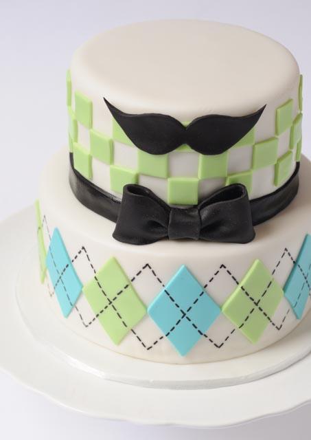 Moustache-Bowtie-Cake-2