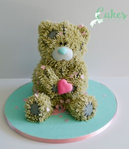 Tatty Teddy Me To You Bear Cake Tutorial