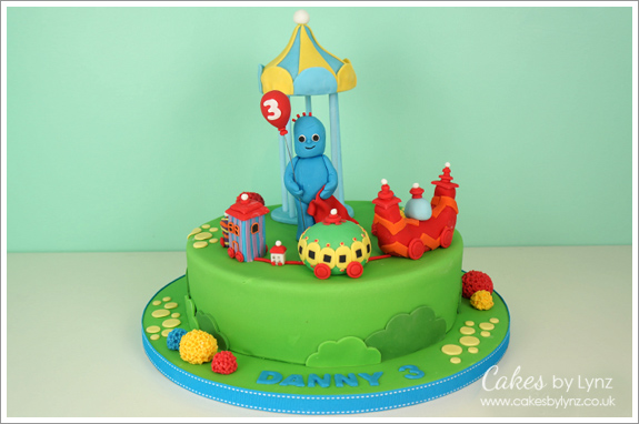 In The Night Garden Cakes Cakes By Lynz Cakes By Lynz