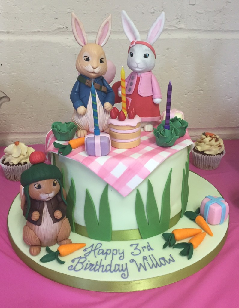 Easter Cakes Post Uk