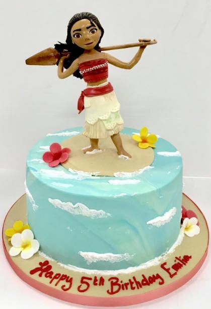 Moana Cakes  Cakes by Robin