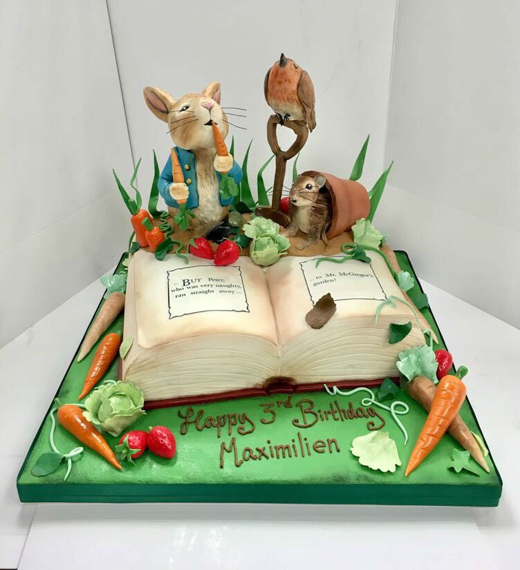 Easter Cake Gallery