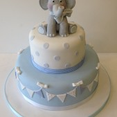 christening cakes delivered in