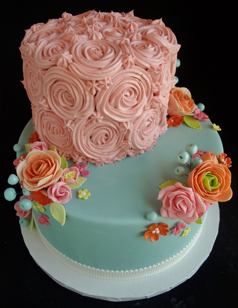 fondant cakes portland oregon