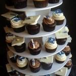 graduation cupcakes portland, wilsonville, west linn, tigard, tualatin, cupcake bakery, cupcake delivery portland