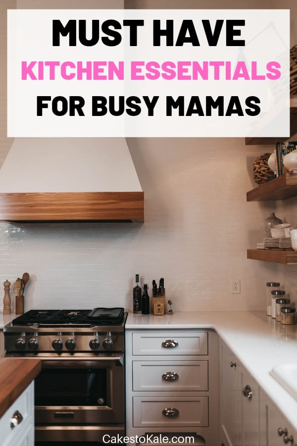 Peachy 10 Essential Kitchen Tools For Busy Moms Cakes To Kale Complete Home Design Collection Lindsey Bellcom