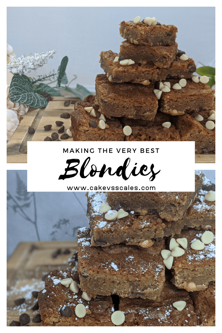 Delicious & Easy Blondies