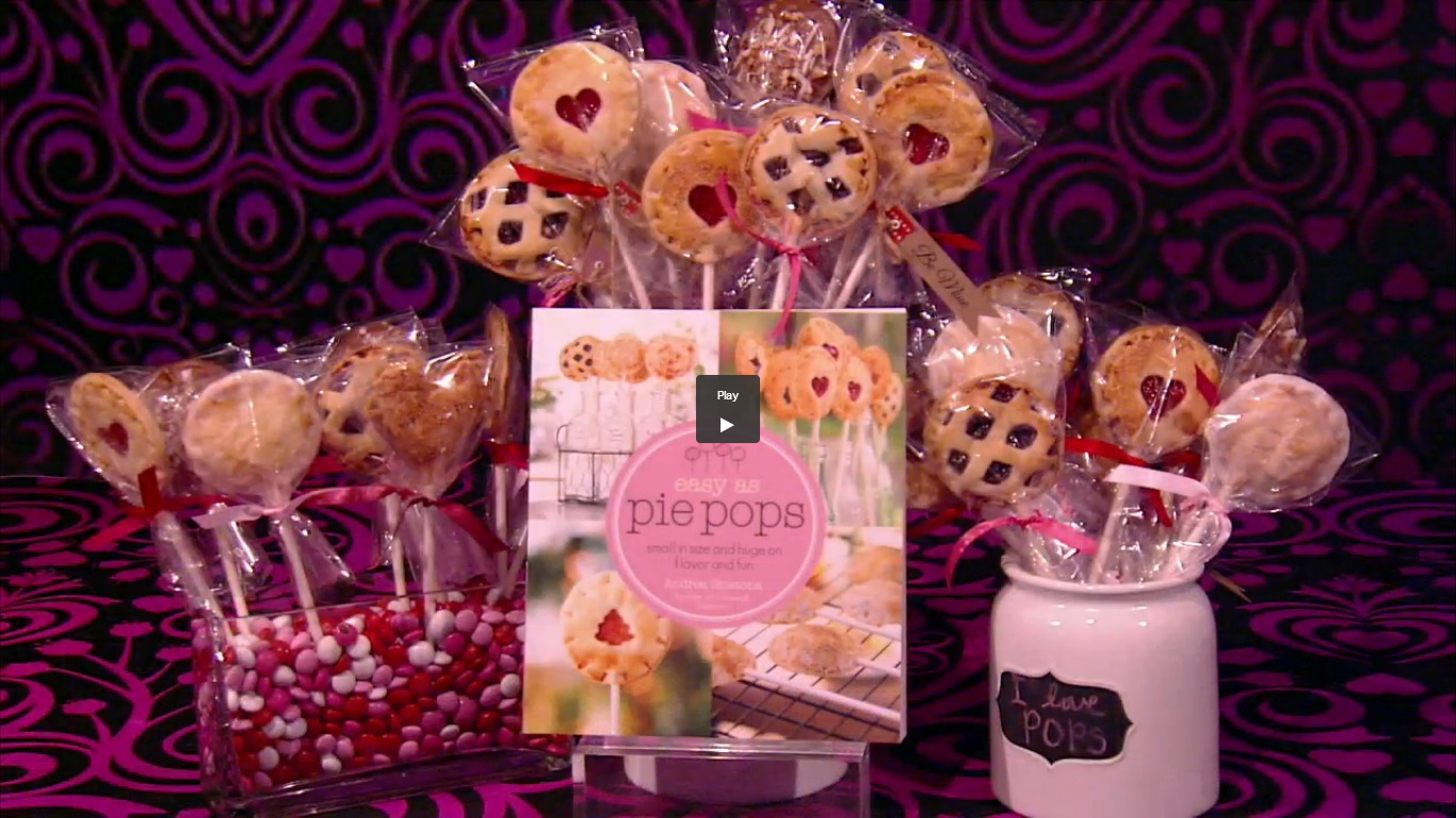 As Seen On TV | Cakewalk Desserts | Custom Cake Pops, Pie Pops, and ...
