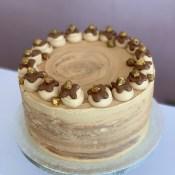 Chocolate, Nutella and Roasted Hazelnut Cake