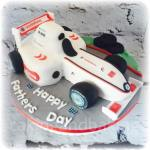 F1 Fathers Day Cake