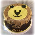 Dandy Lion Cake - Dandy Development