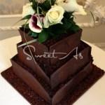 Chocolate Collar Cake